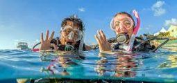 دورة الغوص المتقدمة في المياه المفتوحة