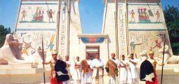 رحلة القرية الفرعونية للكابلز