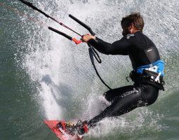 Kite surf in Doha