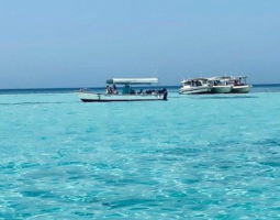 Fishing, Swimming and Boat Trip in Jeddah