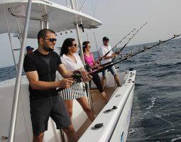 Fishing Trip in Qatar