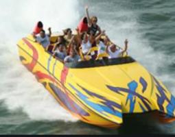 Doha: Boat ride