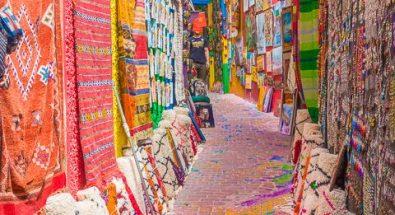 جولة مدينة مذهلة في المغرب