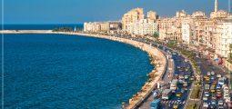 رحلة لمدة يوم فى الاسكندرية