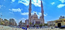 رحلة ترفيهية تثقيفية إلى بورسعيد وبور فؤاد