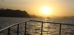 Cruise to catch a glimpse of the sunrise and sunset