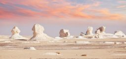 رحلة لمدة يومان فى الصحراء البيضاء