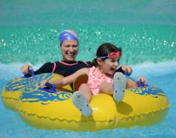 عرض إعادة فتح Loopagoon WaterPark مارس 2021 (للبالغين)