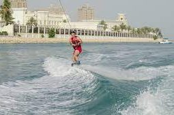 Enjoy the thrill of Wakeboarding in Qatar