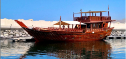 Omani Dhow cruise
