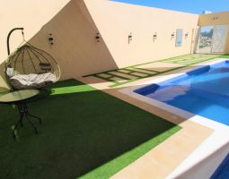 Rent a Private pool with facilities (Weekends)