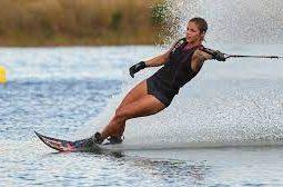 استمتع بالتزلج على الماء