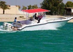 جولة قارب