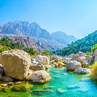سياحة عمان
