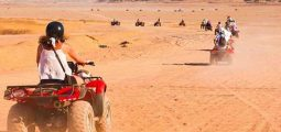 سفاري بالدراجات الرباعية الصحراوية