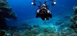مصور تحت الماء