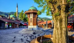 Tour trip to Sarajevo