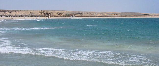 شاطئ خليج أبو دباب