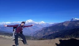 رحلة إلى أنابورنا - نيبال