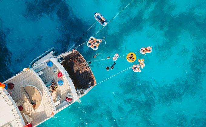 جزر الجونة