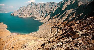 رحلات السفاري الجبلية في خصاب عمان