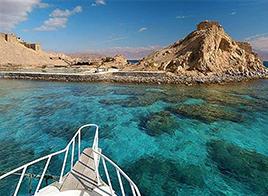 اهم المعالم السياحية فى سيناء