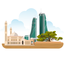 What is Bahrain famous for?