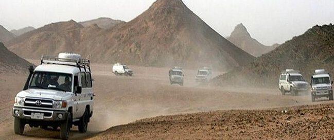 رحلات سفاري في مصر