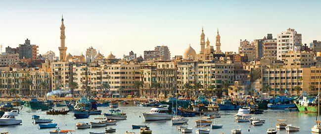 رحلات يومية إلى الإسكندرية