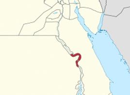 أين تقع محافظة قنا؟