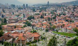 Sarajevo and Bihac