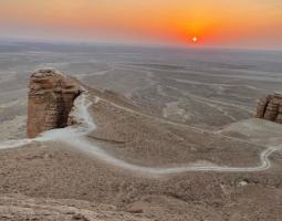 Saudi National Day Hiking Journey