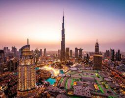 اكتشف مدينة دبي
